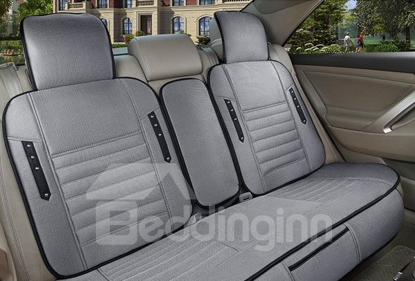 Classic Business Stretch-Resistant Style Good Permeability Universal Car Seat Cover