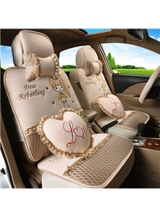 High-Grade Environment Material Easy Breathable Universal Car Seat Cover