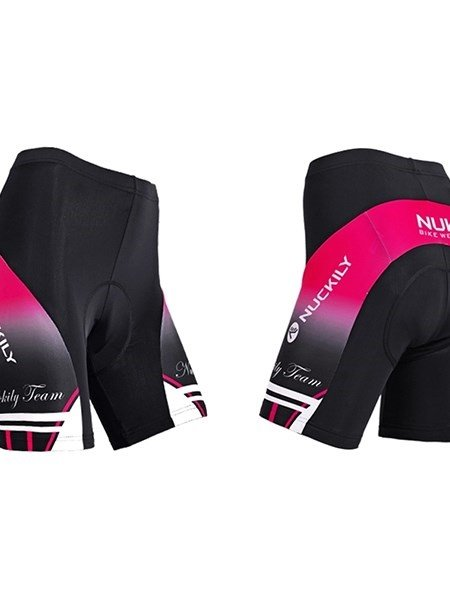 Female Black Bike Shorts with 3D Padded Quick-Dry Streamline Cycling Short
