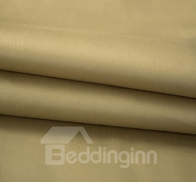 Luxury Gradient Stripe 4-Piece Cotton Bedding Sets