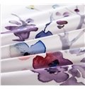 Wonderful Plum Blossom Print 4-Piece Cotton Duvet Cover Sets