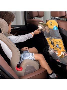 Super High Quality Cartoon Pattern Waterproof For Children Single Backseat Organizer
