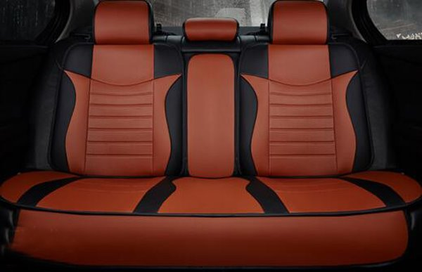 Super High Cost-Effective Charming PU Leather Universal Car Seat Cover
