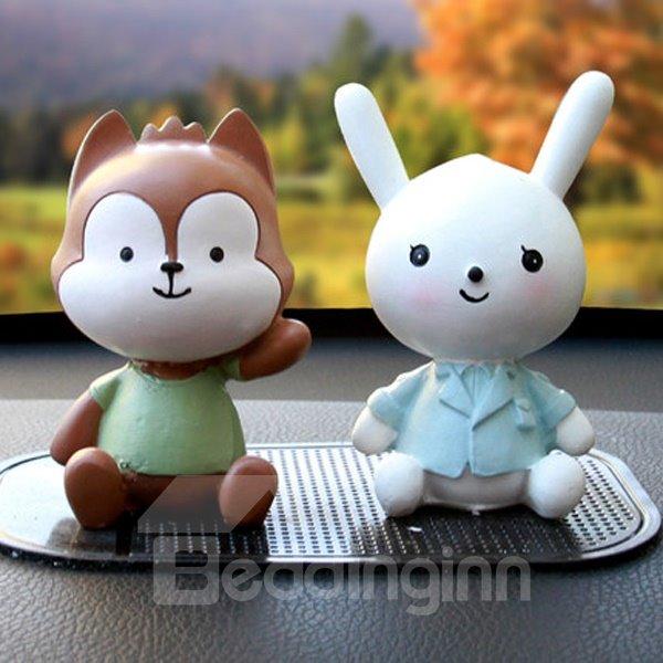 Most Popular Cute Cartoon Decoration Car Creative Decor