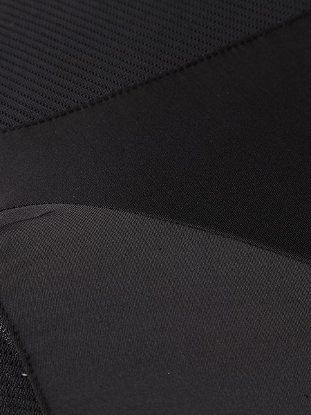 Male Black Protective Road Bike Underwear Breathable Cycling Shorts