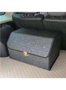 High Capacity And Foldable Muti-Use Popular Trunk Organizer