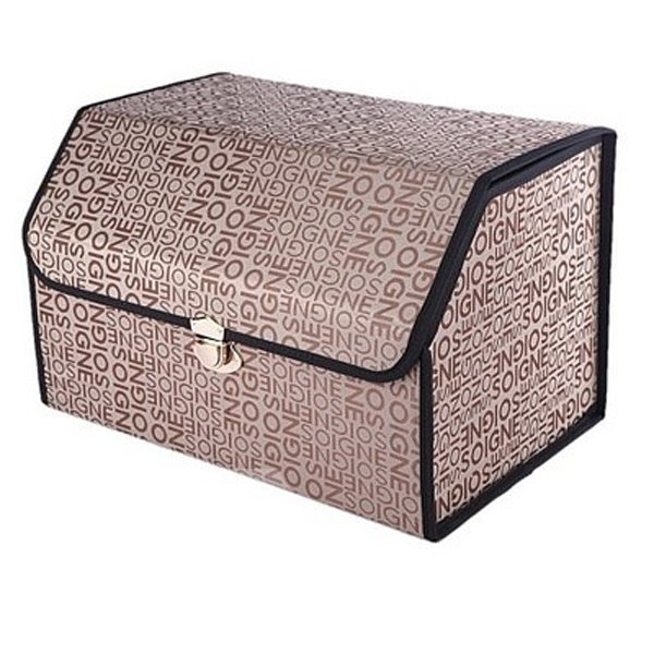 Exquisite Beautiful Design High Capacity And Good Quality Trunk Organizer
