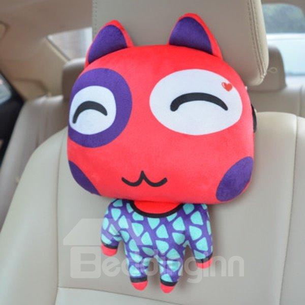 Cute Popular Cartoon Rabbit Creative Car Pillow