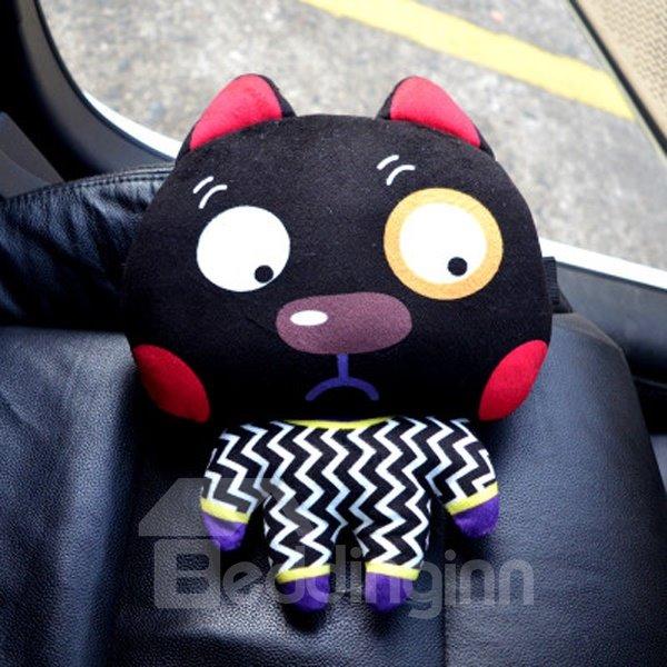 Most Popular Creative Cartoon Rabbit Style Car Pillow