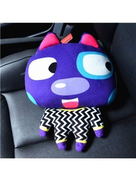 Most Comfortable And Fashionable Cartoon Rabbit Style Car Pillow