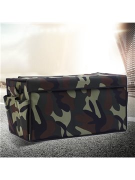 High Capacity And Foldable Classic ArmyGreen Color Trunk Organizer