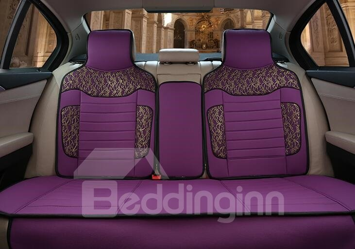 Beautiful Charming And Luxurious Universal Design Car Seat Cover