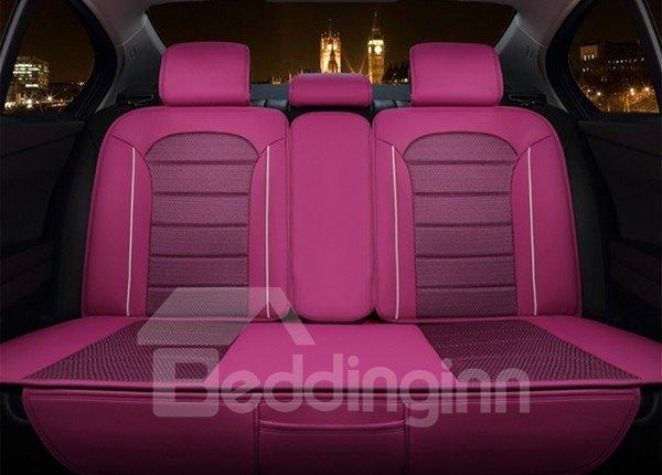 Most Popular Magic Purple Design Environment Material Universal Car Seat Cover