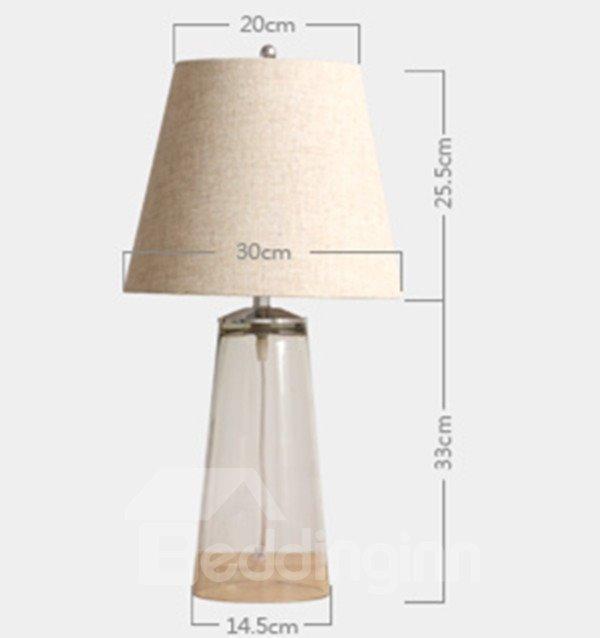 Personalized Retro Dried Flower Arrangement Table Lamp