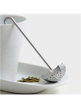 Creative Stainless Umbrella-like Zinc Alloy Tea Infuser Strainer