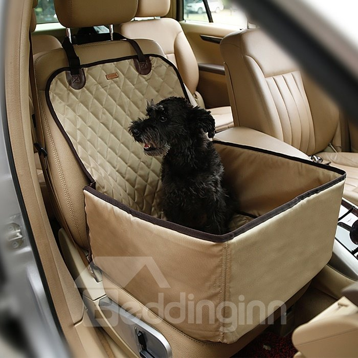 Dog Pet Booster Seat Premium Waterproof Popular Car Single Seat Cover