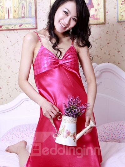 Bright And Fascinated Color Design Charming Sleepshirt