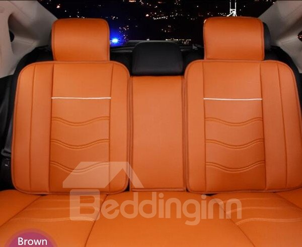 Popular Classic Full Hemming Design High Grade Universal Car Seat Cover