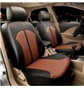 Popular And Charming Design Classic PU Leather Material Style Universal Car Seat Cover