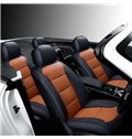 High-Grade Luxury Contrast Color Matched Design Popular Universal Five Car Seat Cover