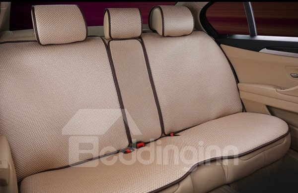 Colorful Popular And Fashional Ice Silk Material Dedicated Special Car Seat Cover