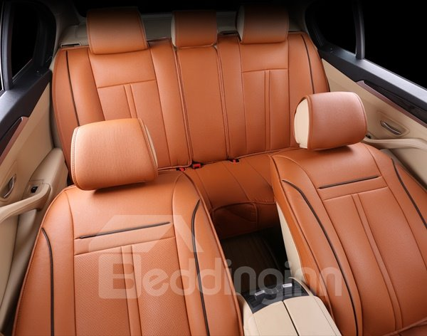 Fashional Design Popular Style Leather Material Dedicated Special Car Seat Cover