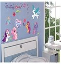 Cute Design Cartoon Dragon Pattern Children Room Wall Stickers