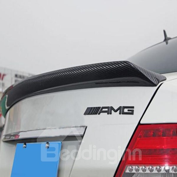 Special Sedan Carbon Fiber Trunk Lip Rear Spoiler