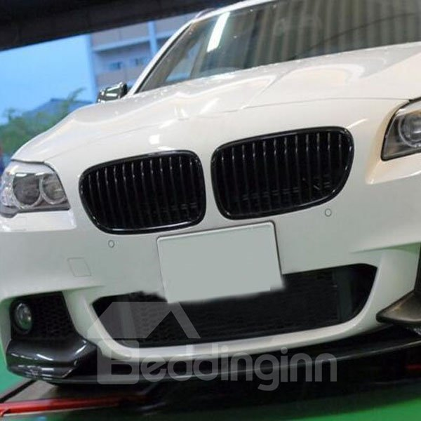 Bumpers Types Carbon Fiber Material Front Lip Spoiler