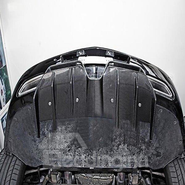 Luxury Special Car Carbon Fiber Material Rear Diffuser