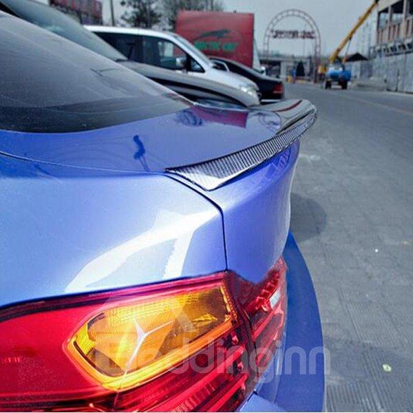 Sport Design And Special Car Carbon Fiber Trunk Rear Spoiler