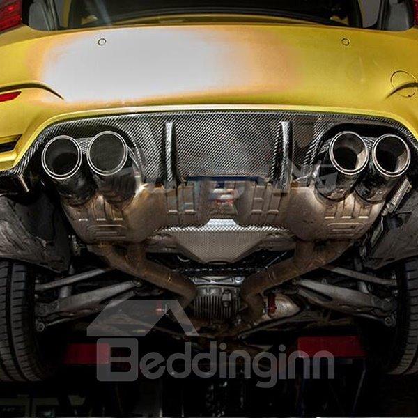 Classic Black Cool Special Car Carbon Fiber Rear Diffur