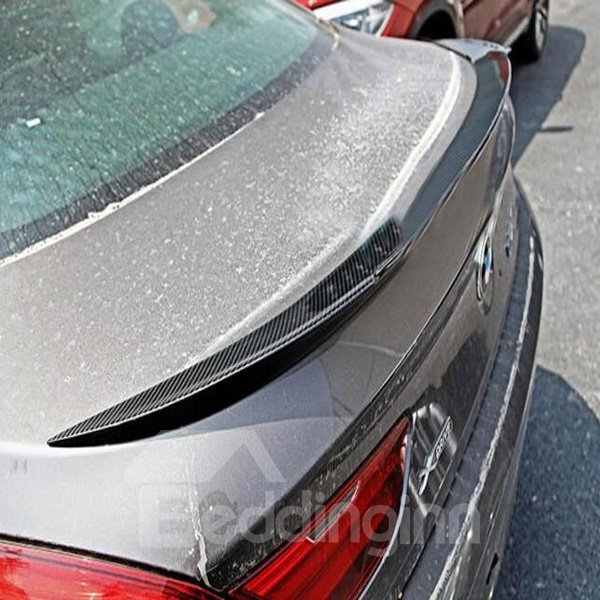 Attractive Special Car Carbon Fiber Trunk Lip Spoiler
