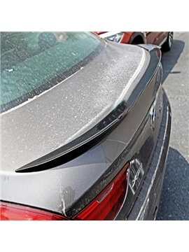 Attractive Special Car Carbon Fiber Trunk Lip Spoiler