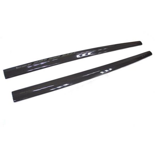 Special Popular Design 2-Sets Carbon Fiber Side Skirts