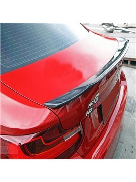 Popular Practical Special Carbon Fiber Rear Trunk Lip Spoiler