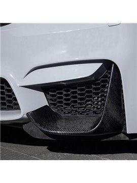 Dedicated Car Coincide Perfect Carbon Fiber Front Splitters