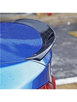 Sport Streamline Design Carbon Fiber Trunk Rear Spoiler