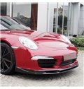 Roadster Style Sport Carbon Fiber Front Lip Spoiler