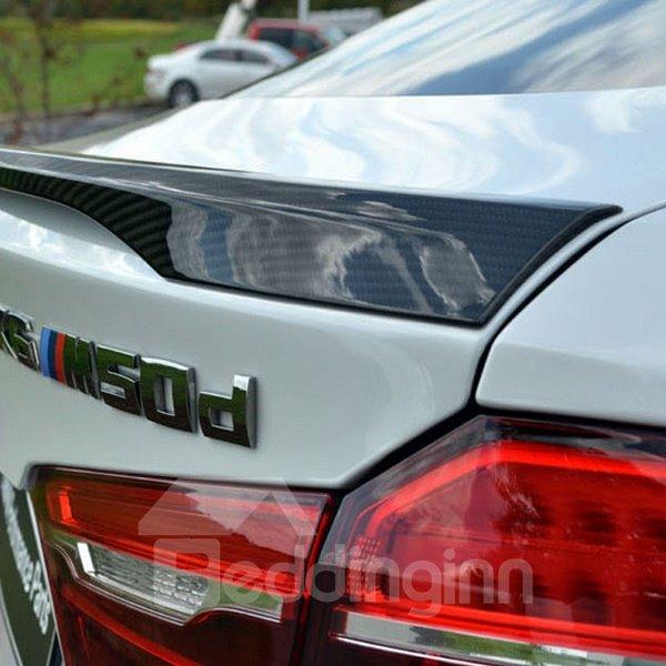 Popular Carbon Fiber Trunk Rear Boot Lip Spoiler