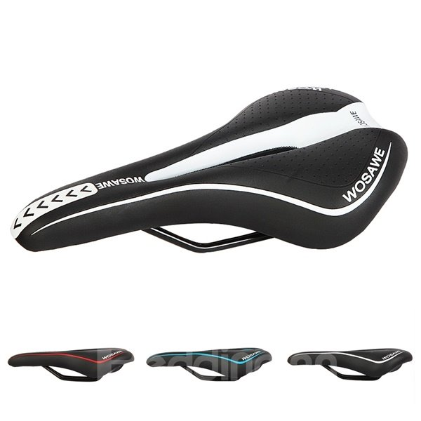 Outdoor Hollow Design and Easy Installation Breathable Bike Saddle