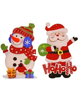 Multicolor 30cm Christmas Stars for Christmas Tree Decoration