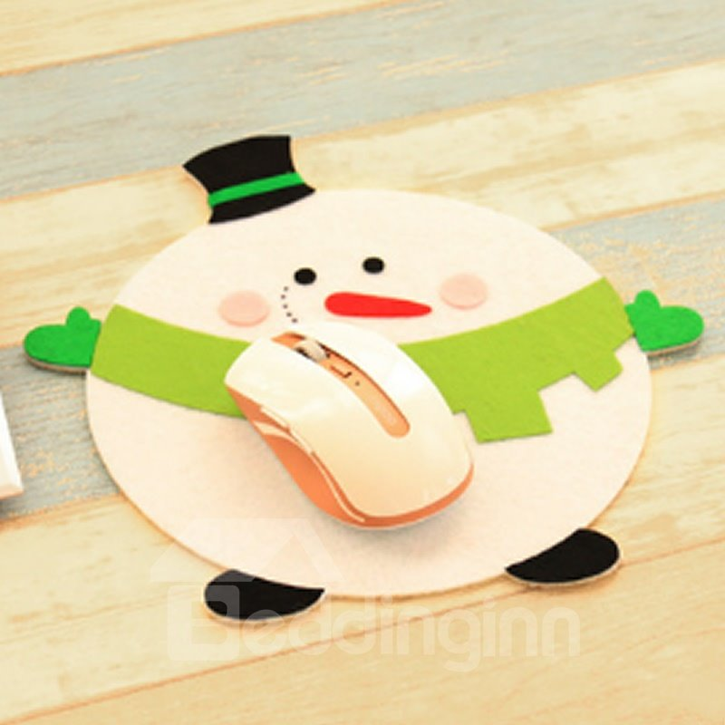 Festival Christmas Decoration Cutlery Covers Five Patterns for Choose