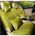 Colorful Solid Popular Easy Breathable Comfortable Universal Car Seat Cover
