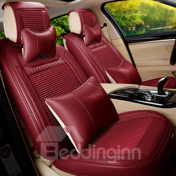 Easy Breathable And Special Popular Design Universal Car Seat Cover