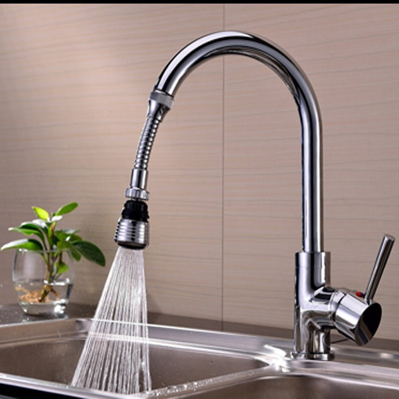 Comtemporary 5.9 Inches Water Saving Kitchen Faucet Head