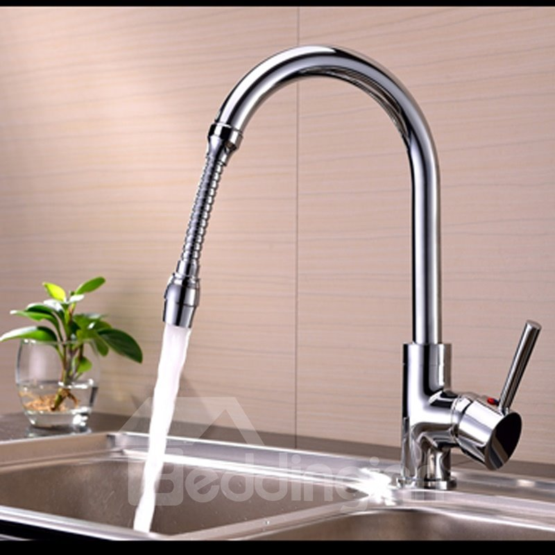 Modern 5.7 Inches Healthy Water Saving Kitchen Faucet Head