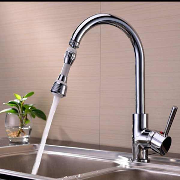 Amazing 4.9 Inches Water Saving Kitchen Faucet Head