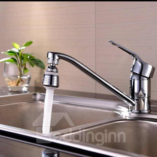 Comtemporary 2.5 inches Water Saving Kitchen Faucet Head