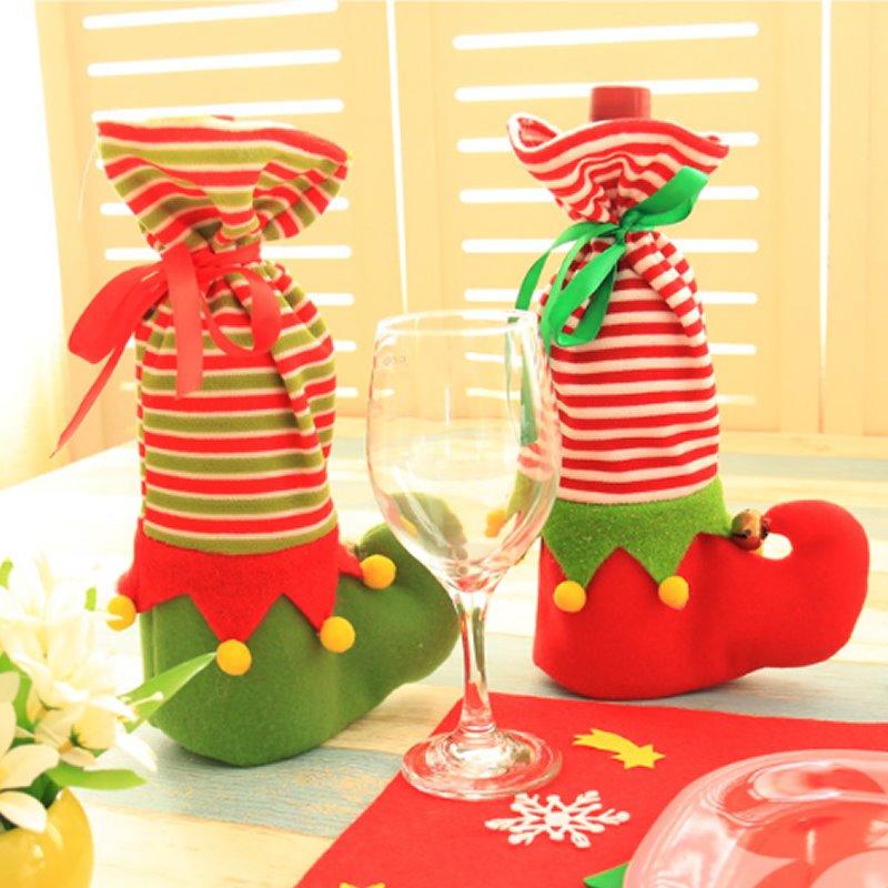 Popular 35x25cm Santa Claus or Snowman Christmas Stocking